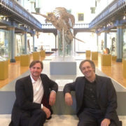 Francis Church Baritone and Jeremy Silver pianist at Hunterian Museum