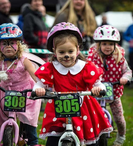 Races for little ones, too! Pic: PK Perspective