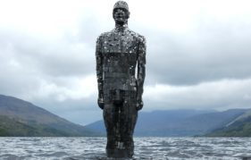 Still by Rob Mulholland - a powerful prescence on Loch Earn. Photo by Rob Mulholland
