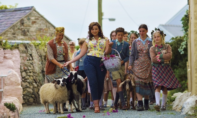 Edinburgh International Film Festival 2015 will host the World Premiere of the English language version of Under Milk Wood, a beautiful film adaptation of Dylan Thomas' classic starring Rhys Ifans and Charlotte Church