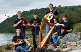 The Ceilidh Trail is bringing fantastic young musicians to a venue near you!