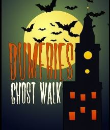 See the scarier side of Dumfries with Mostly Ghostly!