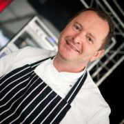 Neil Forbes of Cafe St Honore will be taking to the stage in Foodies' Chefs Theatre