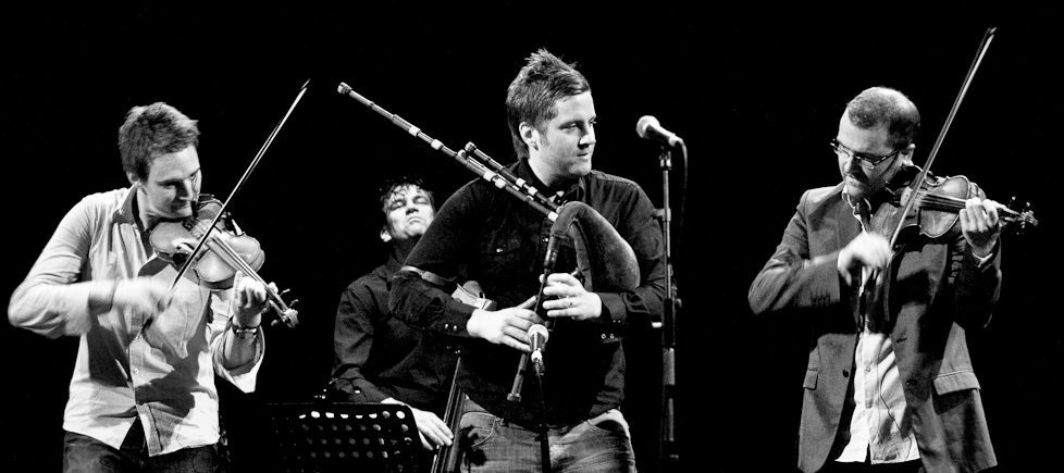 The concerts at Glasgow's Art School show how versatile an instrument the bagpipes can be...