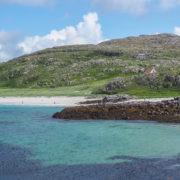 Bonnie Prince Charlie's beach on Eriskay