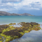 The causeway walk from Eriskay to South Uist