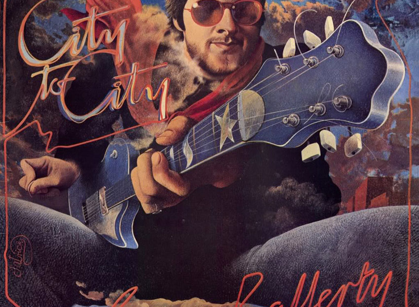 Gerry Rafferty - City To City (1978)