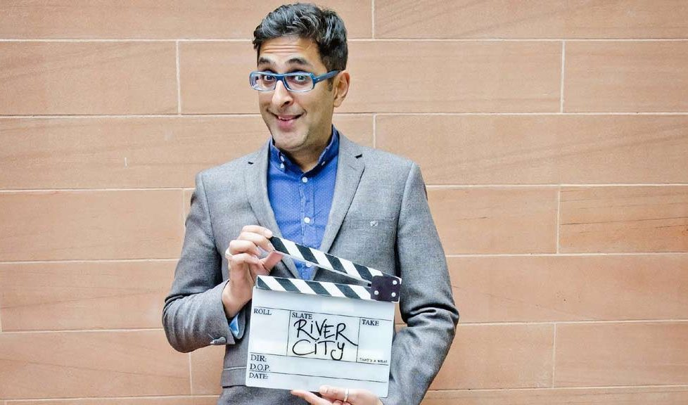 Sanjeev Kohli needs no introductiobn