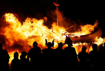 Viking Festival at Largs