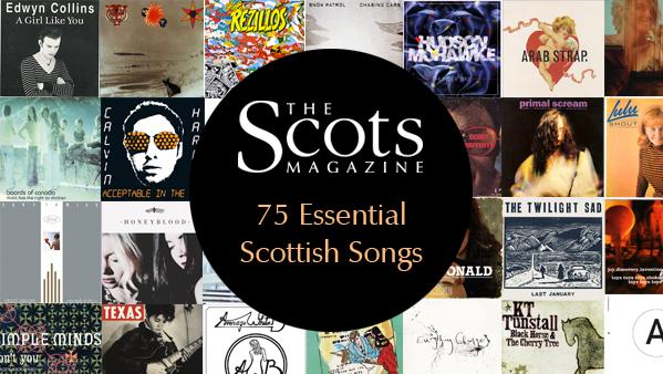 75 Essential Scottish Songs