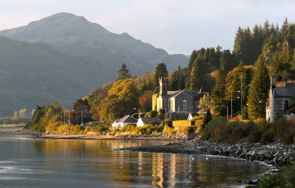 This month's Focus is on the best of Argyll, like Kilmun Church shown here. Pic; David Dorren