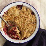 The finished pudding! Pic: Sumayya Usmani