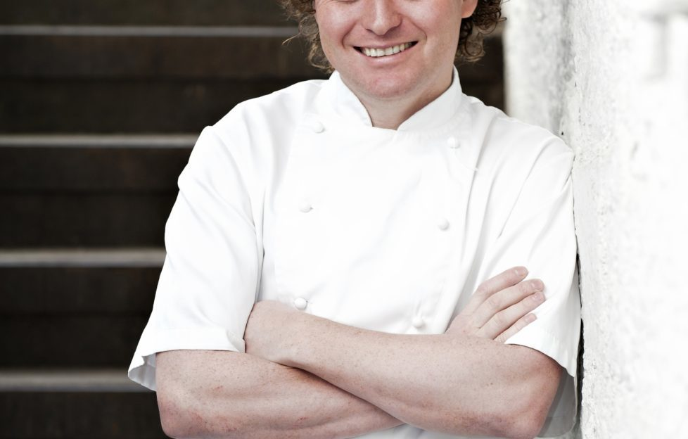 Find out what Tom Kitchin has to say about the BBC Good Food Show Scotland