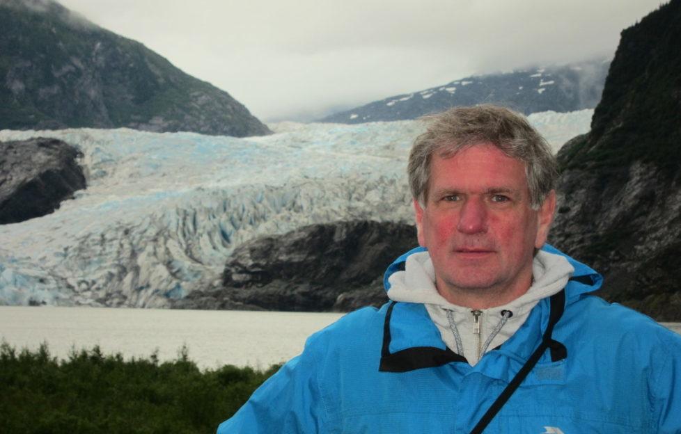 Exploring the Mendenhall Glacier in Alaska