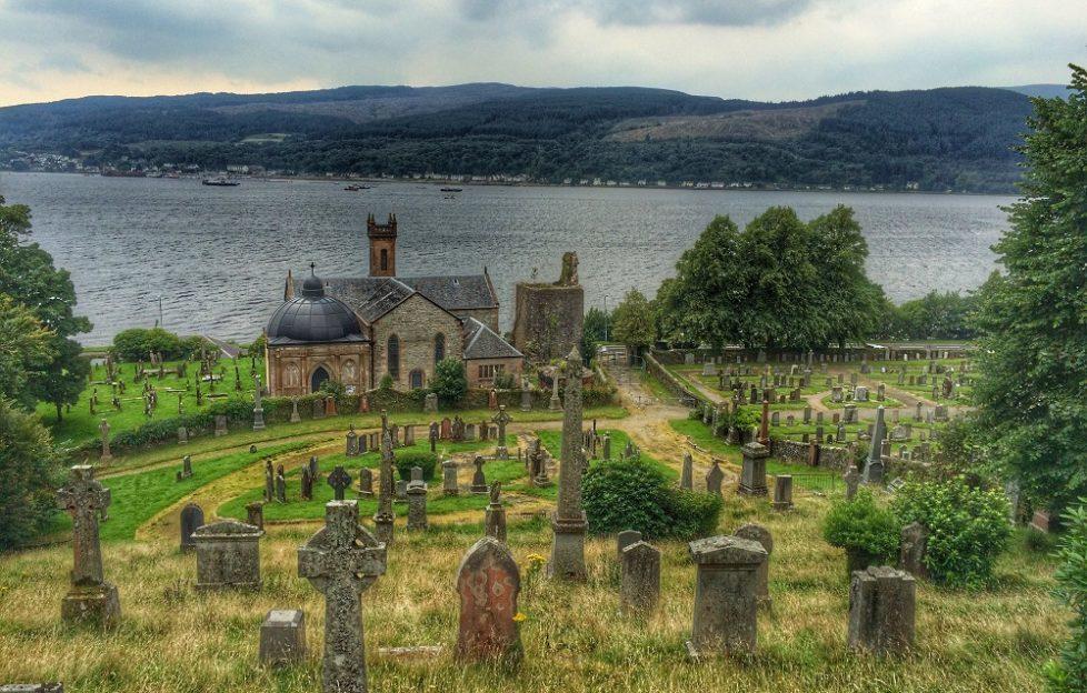 Argyll Mausoleum is well worth a visit