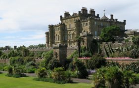 Culzean Castle is ideal for an Autumn outing
