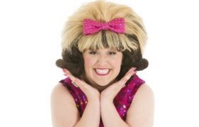 Freya Sutton (Tracy Turnblad). Photo by Ellie Kurttz
