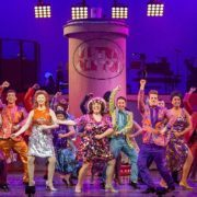 The cast of Hairspray. Photo by Ellie Kurttz