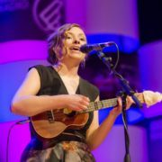Claire Hastings won BBC Radio Scotland Young Traditional Musician 2015