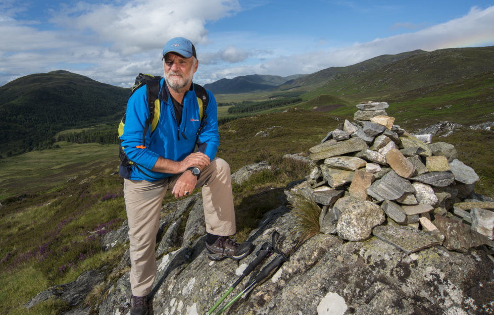 Cameron McNeish will help celebrate 10 years of the Adventure Show at FWMF