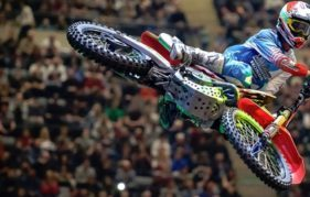 The Monster Energy Arena Cross Tour roars into Glasgow this weekend.