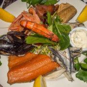 Mmm, seafood.