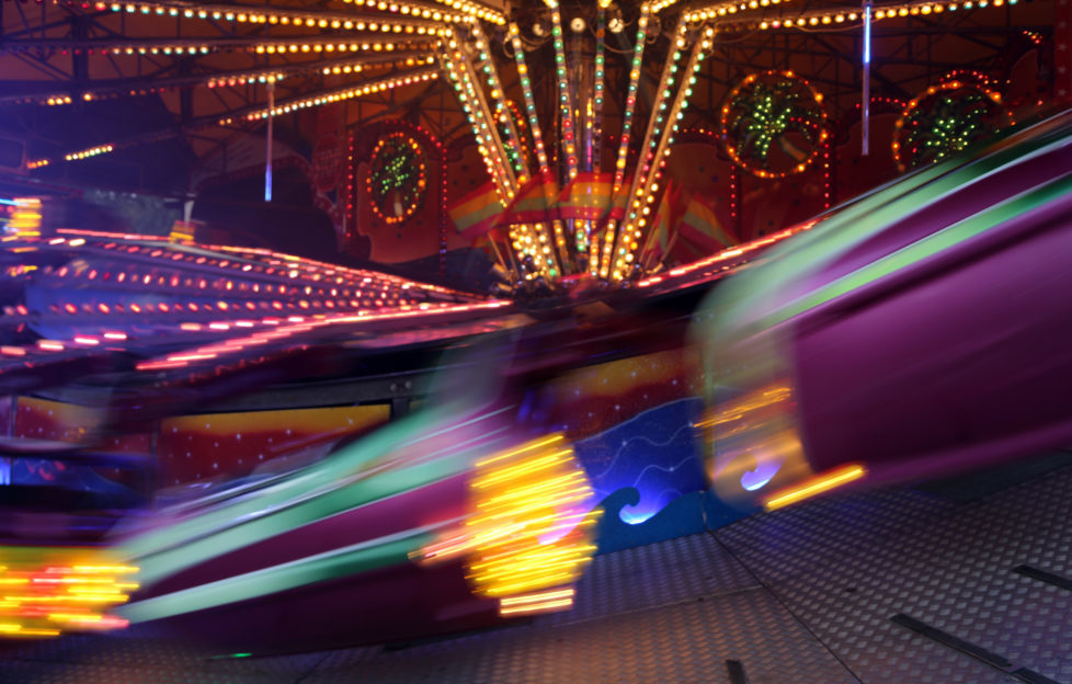 Last chance for the Irn Bru carnival!