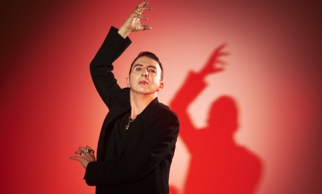 Say hello and wave goodbye to Marc Almond at Rewind Scotland!
