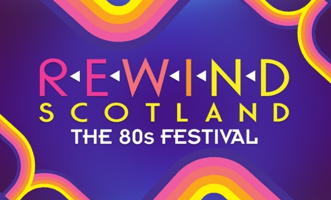 Rewind Scotland - celebrate the 80s at Scone Palace this July