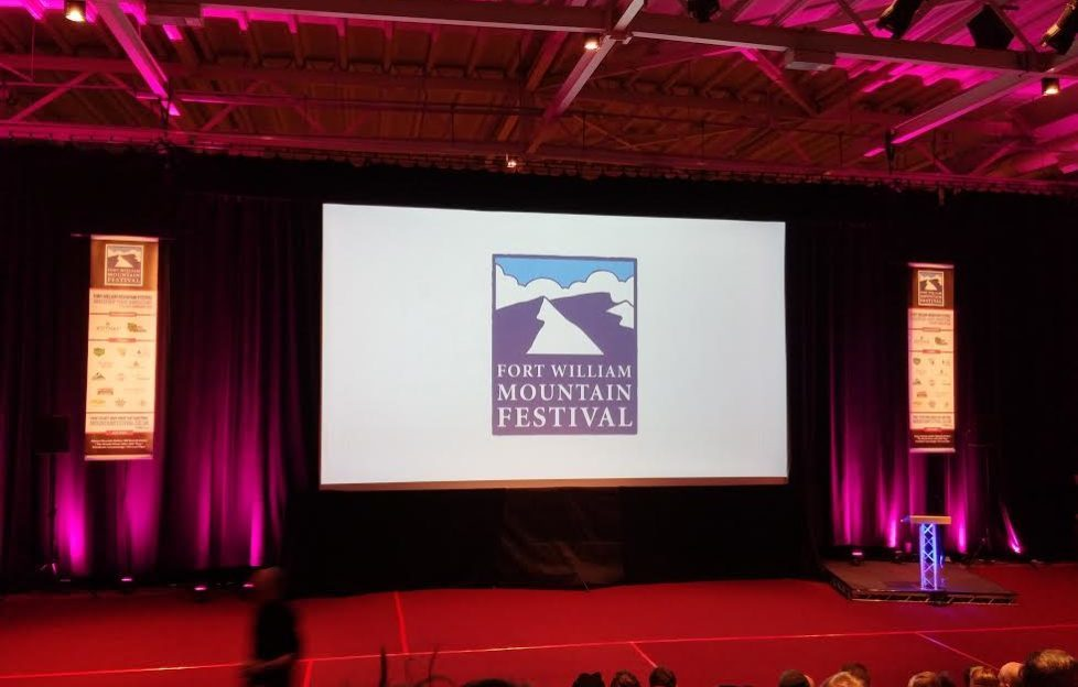 Fort William Mountain Festival screening