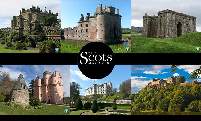 Scotlanders Carousel Castles