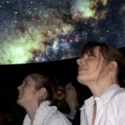 Stargazing always proves popular at British Science Week. Photo courtesy of British Science Association