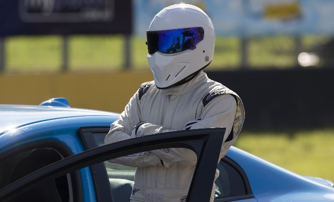 The Stig will be making one of his speedy appearances at Ignition