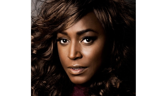 Mica Paris - one of the showstopping headliners at this year's Glamis Prom