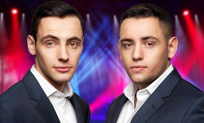 Classical chart-toppers Richard and Adam will be wowing the audience at The Glamis Prom 2016