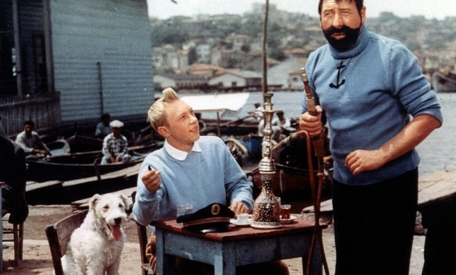 Tin Tin - from comic strip to celluloid!