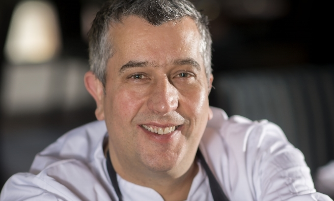 Chef Stuart Muir of DINE will be demonstrating his top class culinary skills at Foodies Festival Edinburgh
