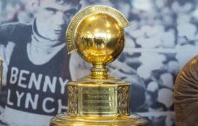 Benny Lynch's 1937 World Championship Trophy