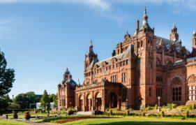 Kelvingrove Museum, Glasgow. Photo by Shutterstock