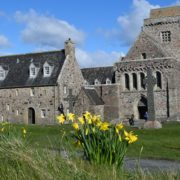 Iona Abbey is iconic in every way.