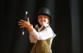 Magic for all ages at Edinburgh International Magic Festival