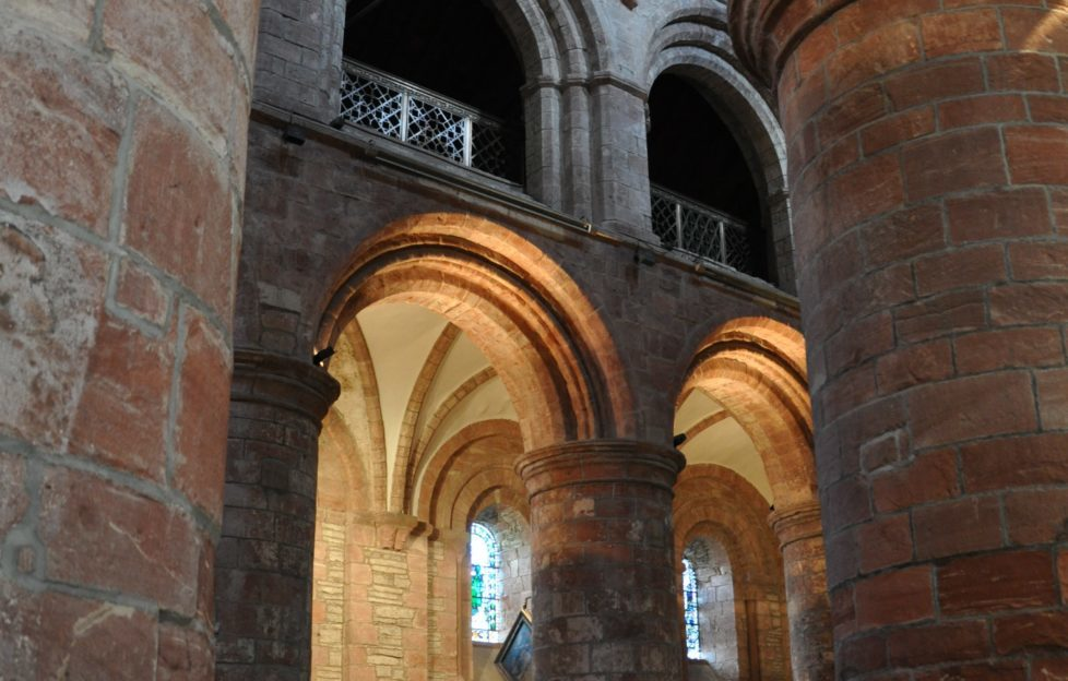 St Magnus Cathedral plays host to some inspiring concerts. Pic: Leslie Burgher