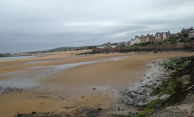 Elie - our East Neuk destination