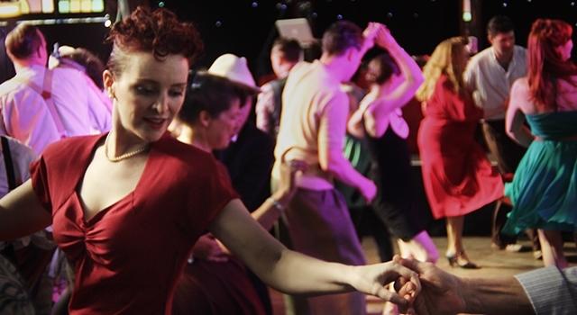 The Ragroof Players host a Tea Dance on the Saturday afternoon of Edinburgh Food Festival.