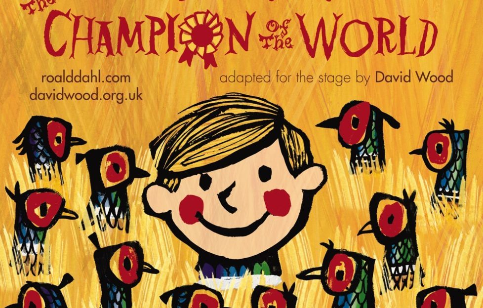 Danny The Champion of the World - at Glamis Castle this summer