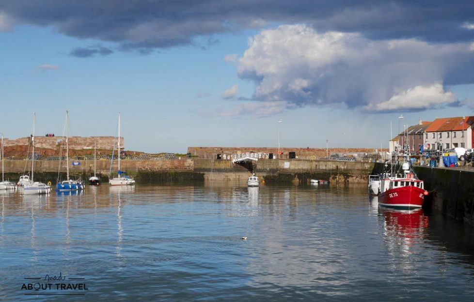 Seaside at Dunbar