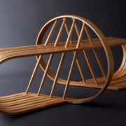 One of Angus Ross' pieces of bespoke furniture