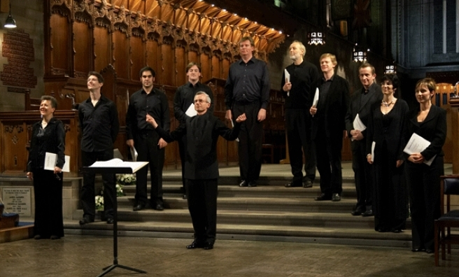 World-renowned choral group Cappella Nova