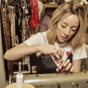 Hayley Scanlan is known for high quality, contemporary womenswear, designed and manufactured in Scotland.