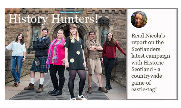 History Hunters Promo